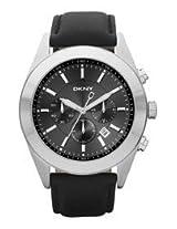 DKNY Analog Black Dial Men's Watch NY1508