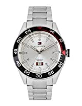 Tommy Hilfiger Analog White Dial Men's Watch - TH1790980J