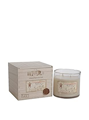 Zodax 12.1-Oz. Villa San Lucas Candle In Wood Crate, Madrid Sangria