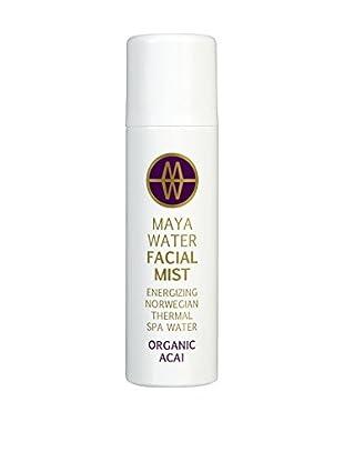 Maya Water Facial Mist, Organic Acai, 5 oz.