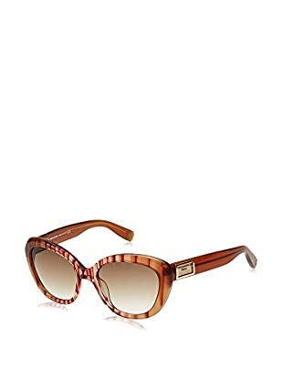 D Squared Sonnenbrille DQ014654 (54 mm) rot/honig