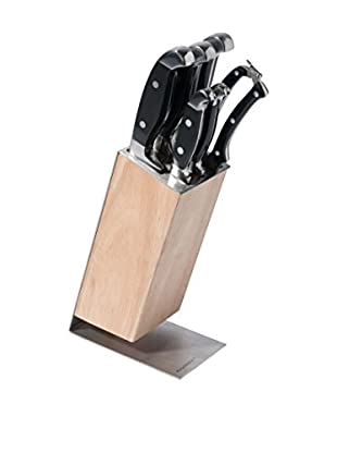 BergHOFF Forged 7-Piece Knife Set with Knife Block