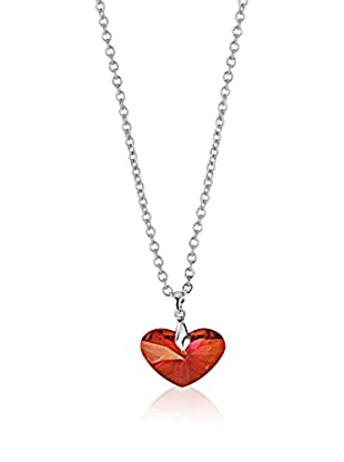 Art de France Collar Heart Plata