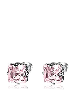 Passion Obscure Pendientes Crystal Square Studs