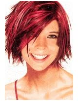 3oz. Can of Temporary Spray In Hair Color (Red)