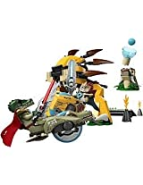 Game / Play LEGO Chima Ultimate Speedor Tournament 70115 Battle for the powerful CHI 10 game cards Toy / Child / Kid