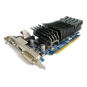 Asus NVIDIA GeForce EN210 1 GB DDR3 Graphics Card