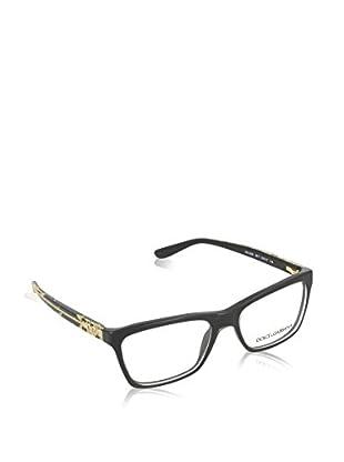 Dolce & Gabbana Montura 3220 2917 (52 mm) Negro