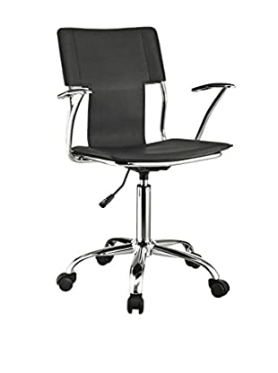 Modway Studio Office Chair, Black