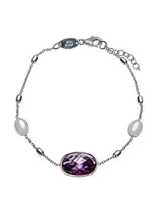 Nomination Armband Op Venus lila