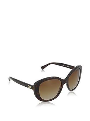 Dolce & Gabbana Sonnenbrille Polarized 4248 502_T5 (55 mm) havanna
