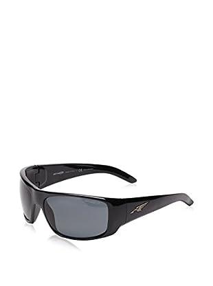 Arnette Gafas de Sol Polarized La Pistola (66 mm) Negro