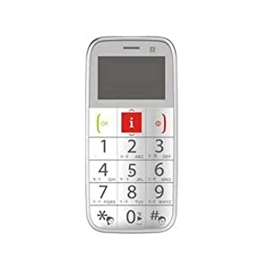 iBall Senior Aasaan Mobile Phone-Black