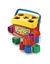 "Fisher Price, Brilliant Basicsâ""¢ Babyâ€TMs First Blocks, K7167, Age Grade 6Months & Up"