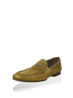 Donald J Pliner Men's Vian Loafer (Saddle)