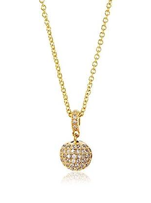 Chloe & Theodora Delicate Ball Necklace