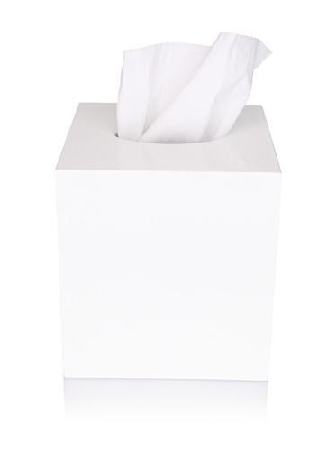 Impulse! Seville Tissue Cover, White