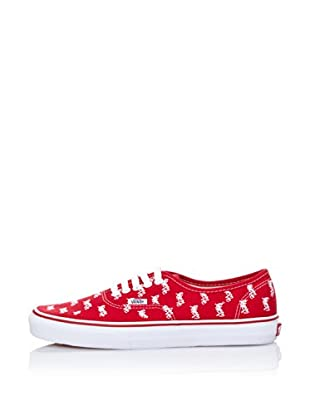 Vans Sneaker (Love Me X Vans) Rosso EU 44