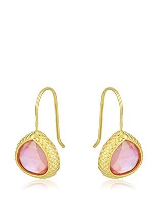 Coralia Leets Ohrringe  rosa