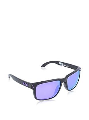 Oakley Gafas de Sol Mod. 9102 910226 (55 mm) Negro