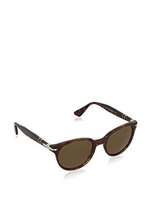 Persol Gafas de Sol Polarized Polarized Mod. 3151S 24/57 (49 mm) Havana