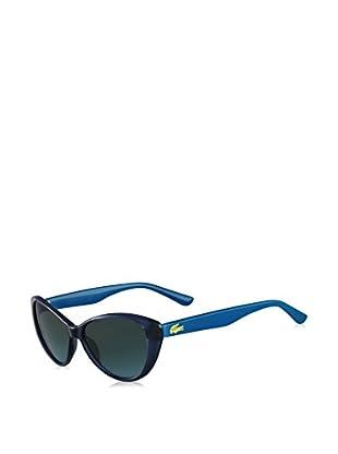 Lacoste Sonnenbrille Kids L3602S-424 (53 mm) blau