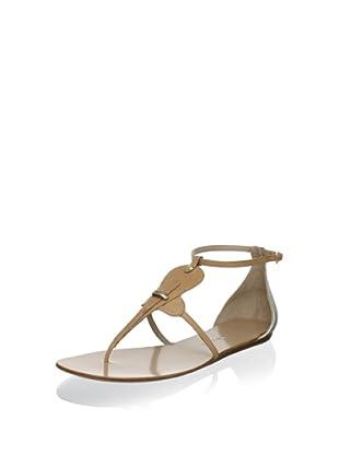 Pura López Women's Thong Sandal (Parma Softy 32 Vachetta)