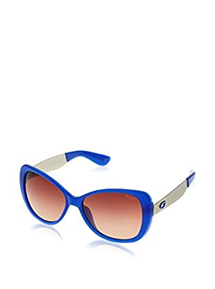 Guess Occhiali da sole GU 7392 (58 mm) Blu Royal