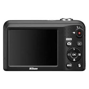 Nikon L29 Silver Camera