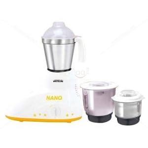 Maharaja Whiteline Nano 500-Watt Mixer Grinder