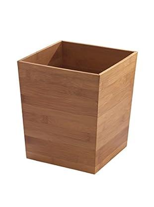 InterDesign Formbu Can, Bamboo