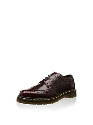 Dr. Martens Zapatos de cordones 3989 Brogue Vegan Rojo