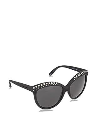italia independent Gafas de Sol 0092R.009.075 (58 mm) Negro