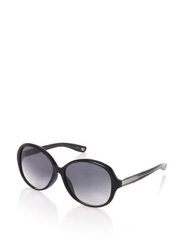 Bottega Veneta Women's BV163/F/S Sunglasses (Black Gray Opal)