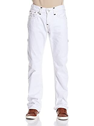 True Religion Pantalón (Blanco)