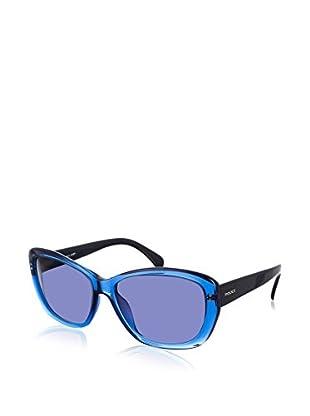 Police Sonnenbrille S1676-0G35 (58 mm) blau/marine