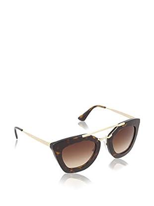 Prada Gafas de Sol 09QS 2AU6S1 (49 mm) Havana
