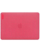 "InCase 11"" MacBook Air Hibiscus Perforated Hard Shell"