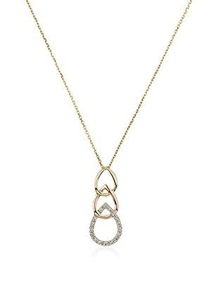 Diamantini Conjunto de cadena y colgante