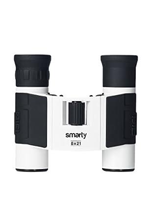 Ziel Fernglas Smarty 8X21 weiß