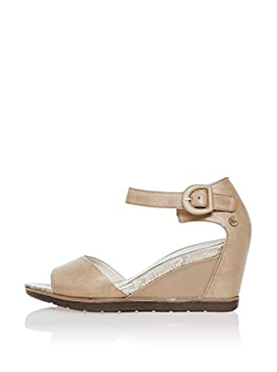No Stress Keil Sandalette