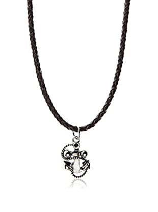 Link Up Anchor Charm Necklace