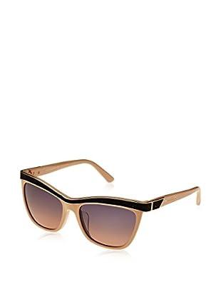 Swarovski Sonnenbrille SK0075 (57 mm) beige/schwarz