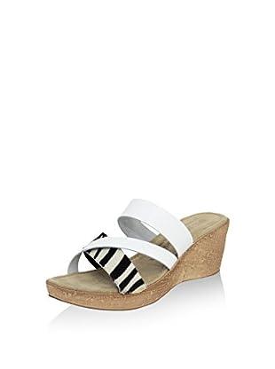 La Comoda Fashion Sandalo Zeppa