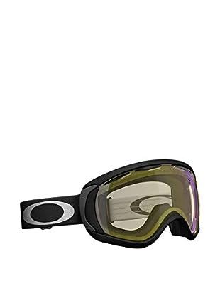 OAKLEY Skibrille 7047 schwarz matt