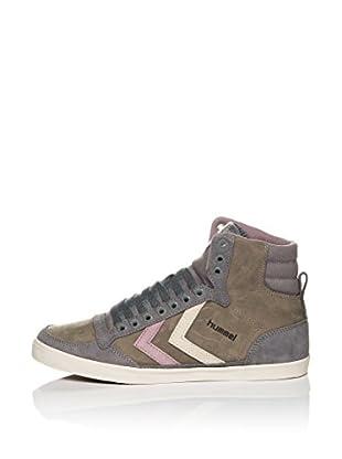 HUMMEL Hightop Sneaker Slimmer Stadil Oiled Hi