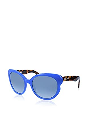 Just Cavalli Sonnenbrille 656S_90C (57 mm) blau/havanna