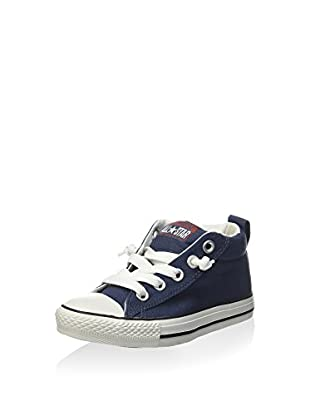 Converse Zapatillas All Star Street Mid Canvas