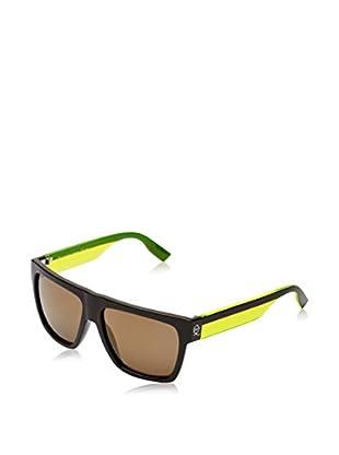 Mcq Alexander McQueen Sonnenbrille MCQ 0005/S (57 mm) schwarz/gelb