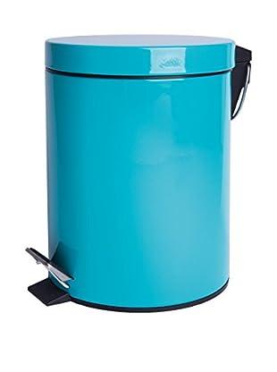 Mülleimer 5 L blau